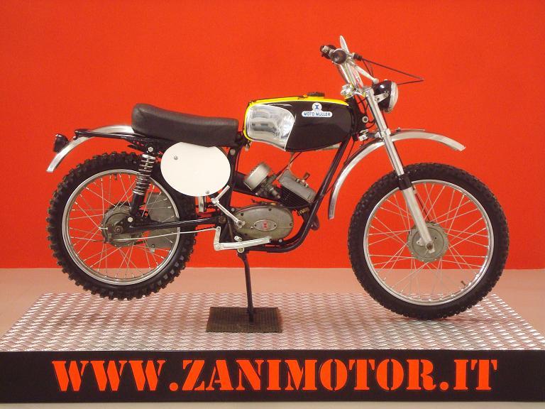 Moto MULLER Regolarità Super 50