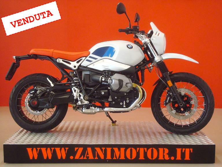 Bmw R NINE T Urban GS 1200