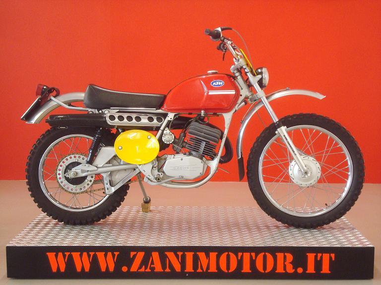 Ktm GS 125 '73