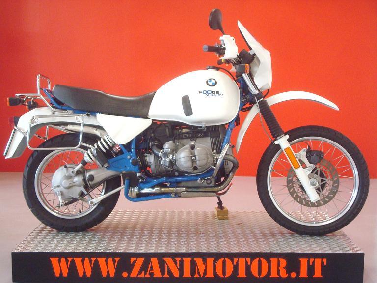 Bmw R 80 GS Basic Kalahari