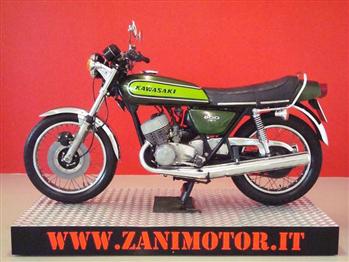 Kawasaki 500 MACH III H1F