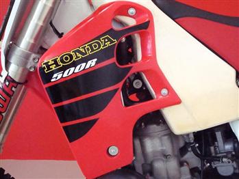 Honda CR 500 R