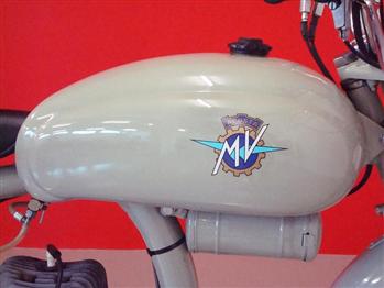 Mv Agusta 125 PULLMAN