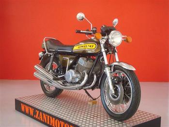 Kawasaki 750 MACH IV H2B