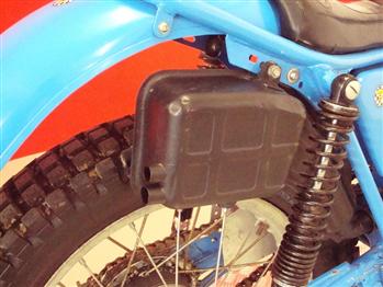 Bultaco SHERPA 350