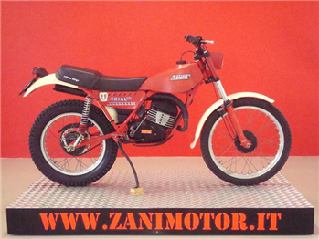 Fantic motor TRIAL 125