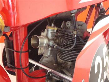Moto Morini 125 COMPETIZIONE