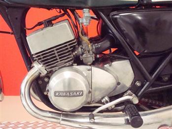 Kawasaki 400 MACH II S3