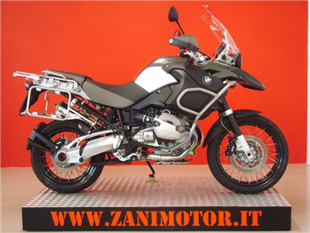 Bmw R 1200 GS Adventure '011