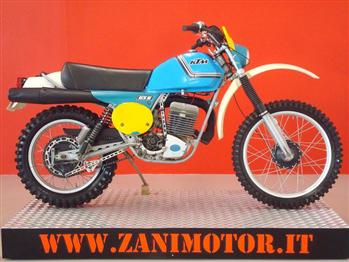 Ktm 250 GS6