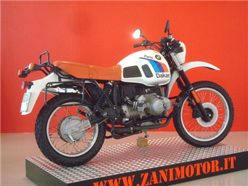 Bmw R 80 G/S Paris Dakar