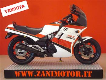 Honda CBX 750 F - II