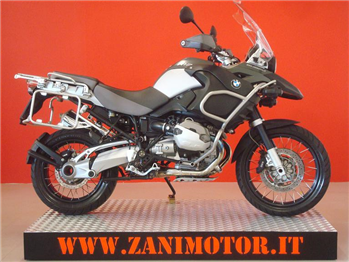 Bmw R 1200 GS Adventure 010