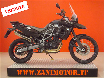 Bmw F 800 GS T.Black
