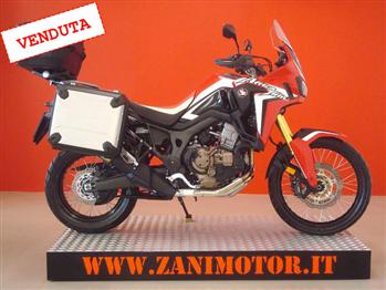 Honda AFRICA TWIN ABS DCT