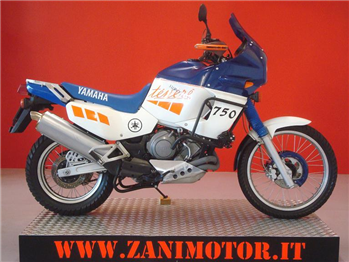 Yamaha XTZ 750 Super Tènèrè
