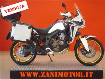 Honda AFRICA TWIN DCT ABS Travel EDT