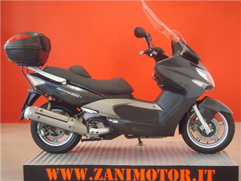 Kymco X-CITING 500 '07