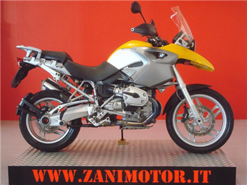 Bmw R 1200 GS T.Black '015