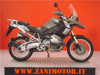 Bmw F 800 GS Adventure '013