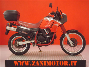 Cagiva ELEFANT 350 '88