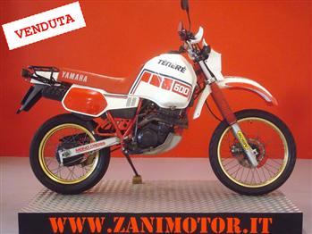 Yamaha XT 600 Z Tènèrè