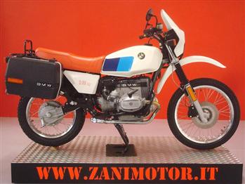 Bmw R 80 G/S '81