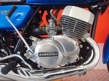 Kawasaki H2 MACH IV 750