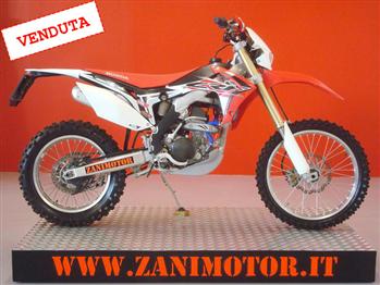 Honda CRF 250 RF Enduro '015
