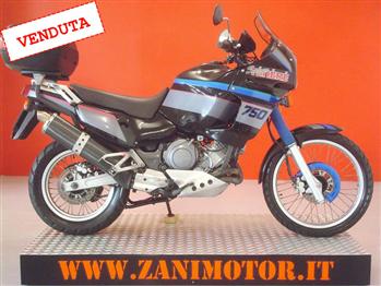 Yamaha XTZ 750 Super Tenere '90