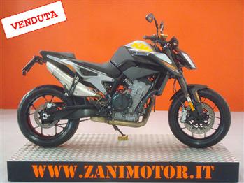 Ktm 790 DUKE '018