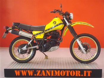 Yamaha XT 550 '82