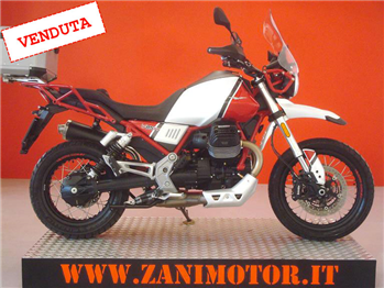 Moto Guzzi V85TT '019
