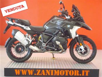 Bmw R 1250 GS T.Black '021