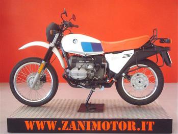 Bmw R 80 G/S '82
