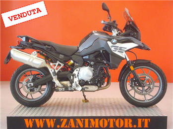 Bmw F 750 GS Exclusive '020